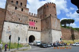 Rzym w 3 dni na rowerach